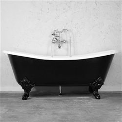 cast iron clawfoot tub value. Cast Iron Vintage Tubs  Clawfoot and Pedestal Bathtubs for sale