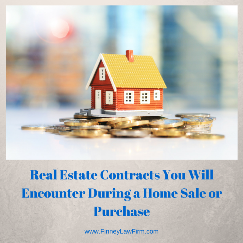 When Buying Or Selling A Home You Should Always Read The Fine