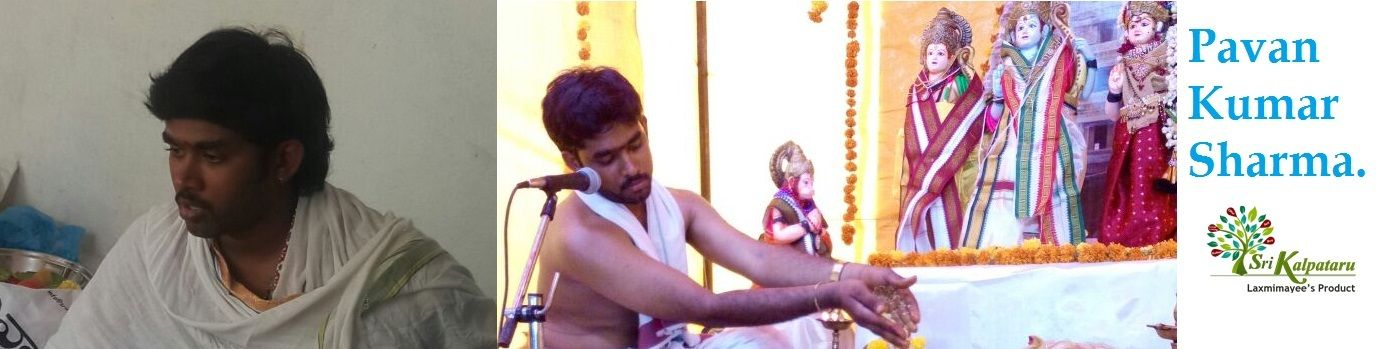 PavanKumar Sharma is well Known Poojari In Hyderabad. We perform all spiritual events for all locations in Hyderabad. PavanKumar Sharma specialized in Porohitam for Marriages, Engagements, Bridal and groom  astrology. Mr.Sharma arranges koti deeposhavam programs in Hyderabad.   Mr.Sharma is ell known for Srvana masapu poojalu. He will perform Laxmi Devi vrathams during the month of Sravan.