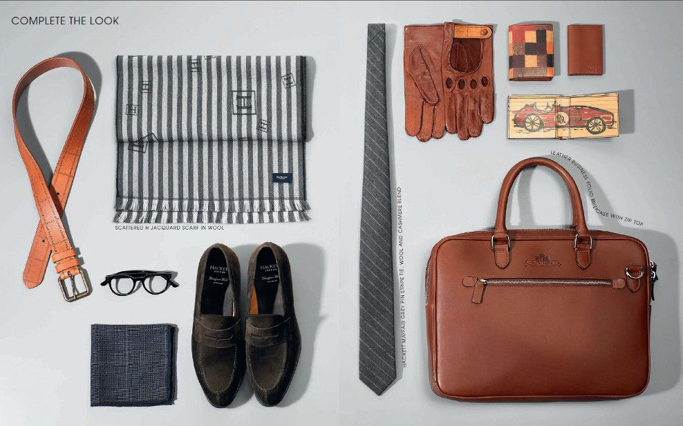 Men's Brochure | Hackett