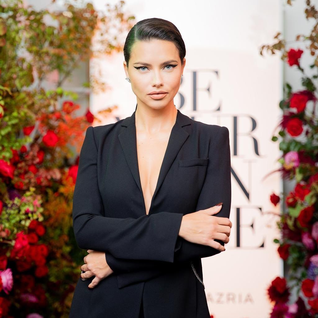 Honored To Celebrate 30 Years Of Fashion And The Launch Of Beyourownmuse With My Bcbgmaxazria Family Loving This Bcbgmaxa Adriana Lima Fashion Fashion Week