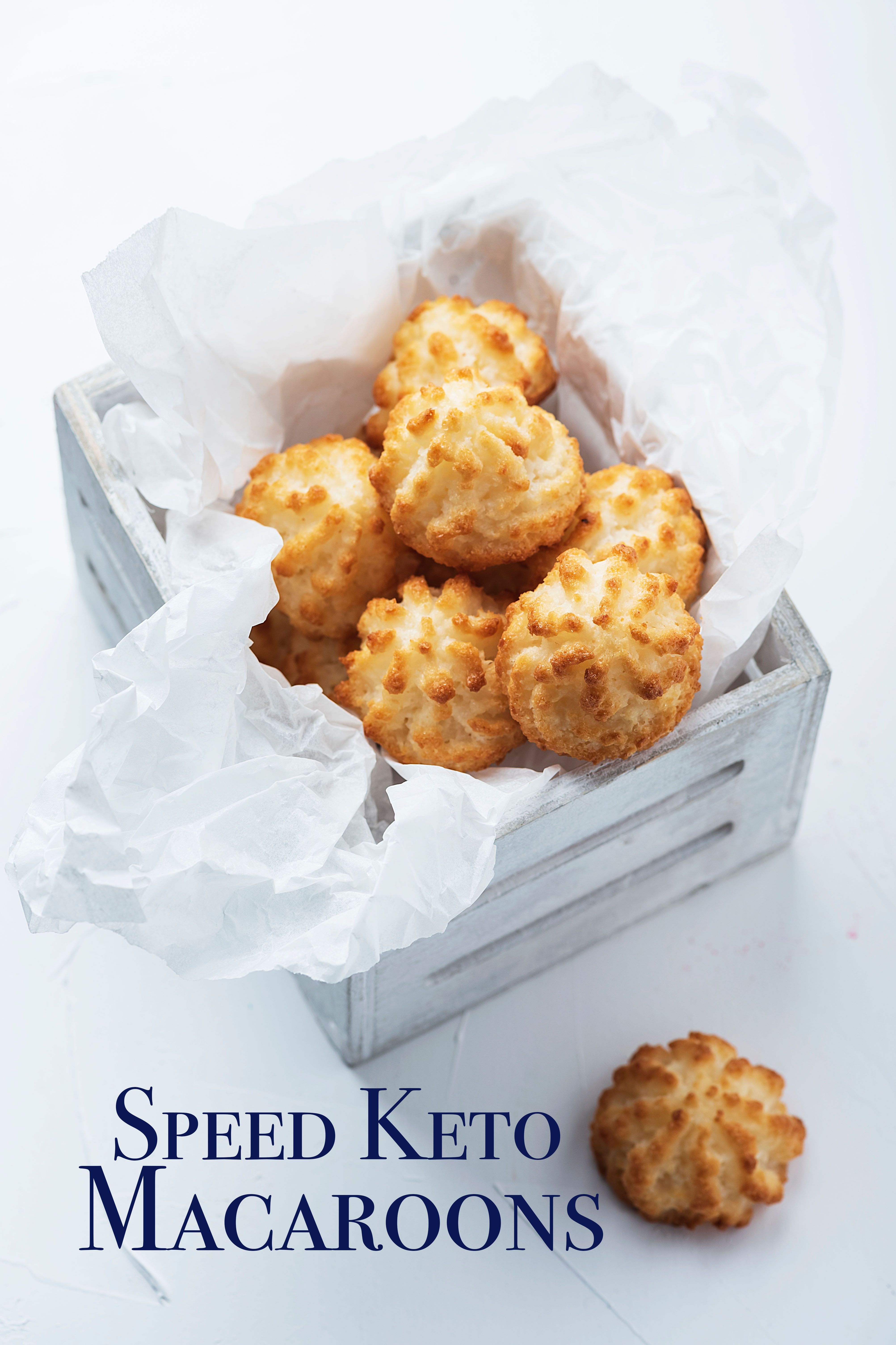 Harlan Kilstein S Keto Coconut Macaroons Recipe Low Carb