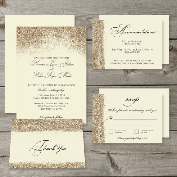 printable new year s eve wedding invitations pinterest glitter