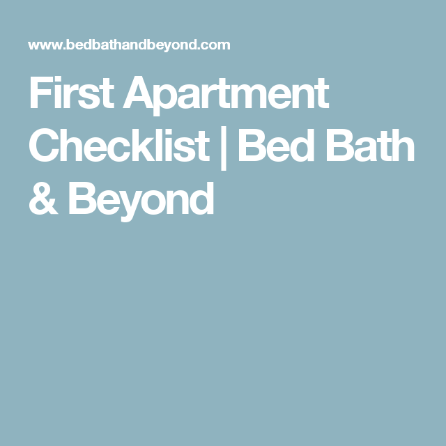 Find This Pin And More On Minimalist Living First Apartment Checklist