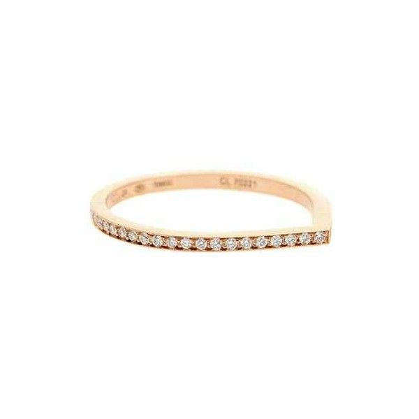 Repossi Antifer 18kt rose gold ring JqgccKzA