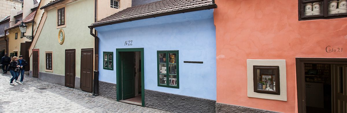 Small homes in Prague