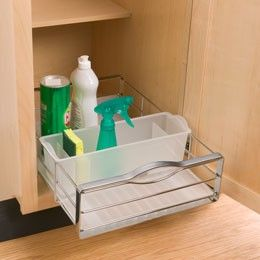 simplehuman® Medium Pull-Out Cabinet Organizer
