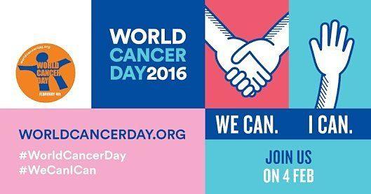 World Cancer Day WorldCancerDay WeCanICan Kanker Harikankersedunia By Aperta Putra