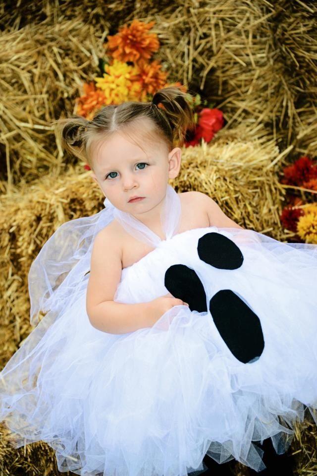 Ghost Halloween Tutu!   wwwfacebook/RebelHousewives Fun - halloween tutu ideas