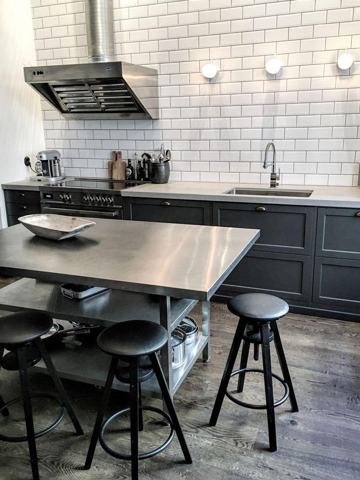BEST 10 Modern Kitchen Ideas   Click For Check My Other Kitchen Ideas.  Industrial ...