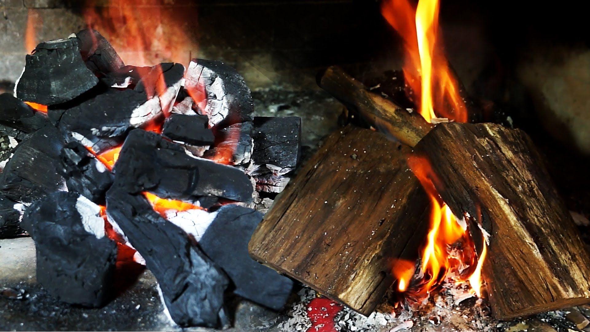 como prender fuego rapido con carbon