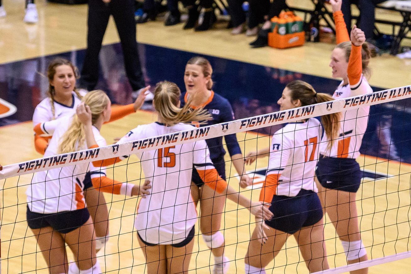 How To Watch Illinois Volleyball Vs Hawaii Game Time Tv Channel Online Streaming Tv Channel Volleyball Online Streaming