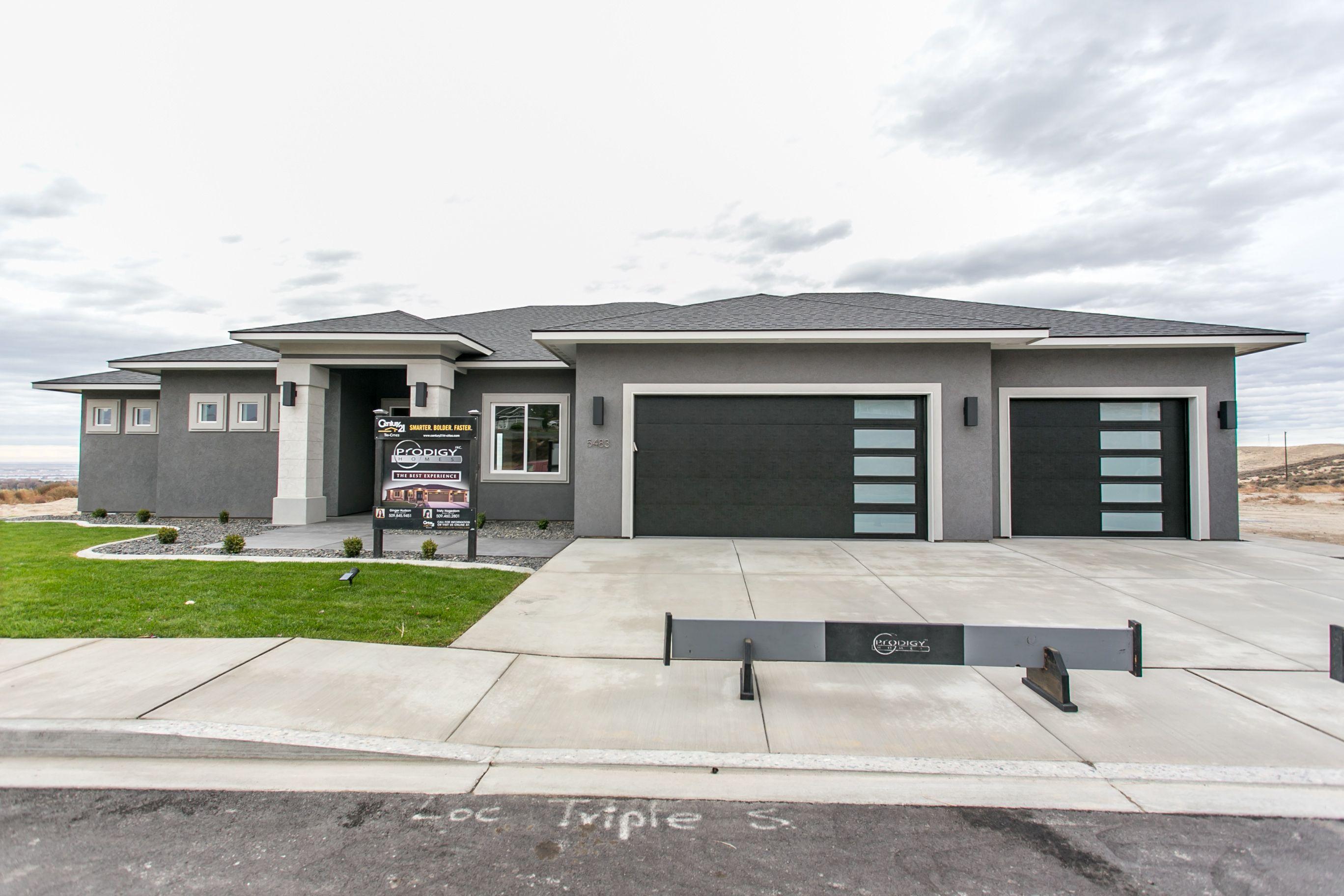 Encore Prodigy Homes Inc House Paint Exterior Grey Gray House Exterior Grey Exterior House Colors