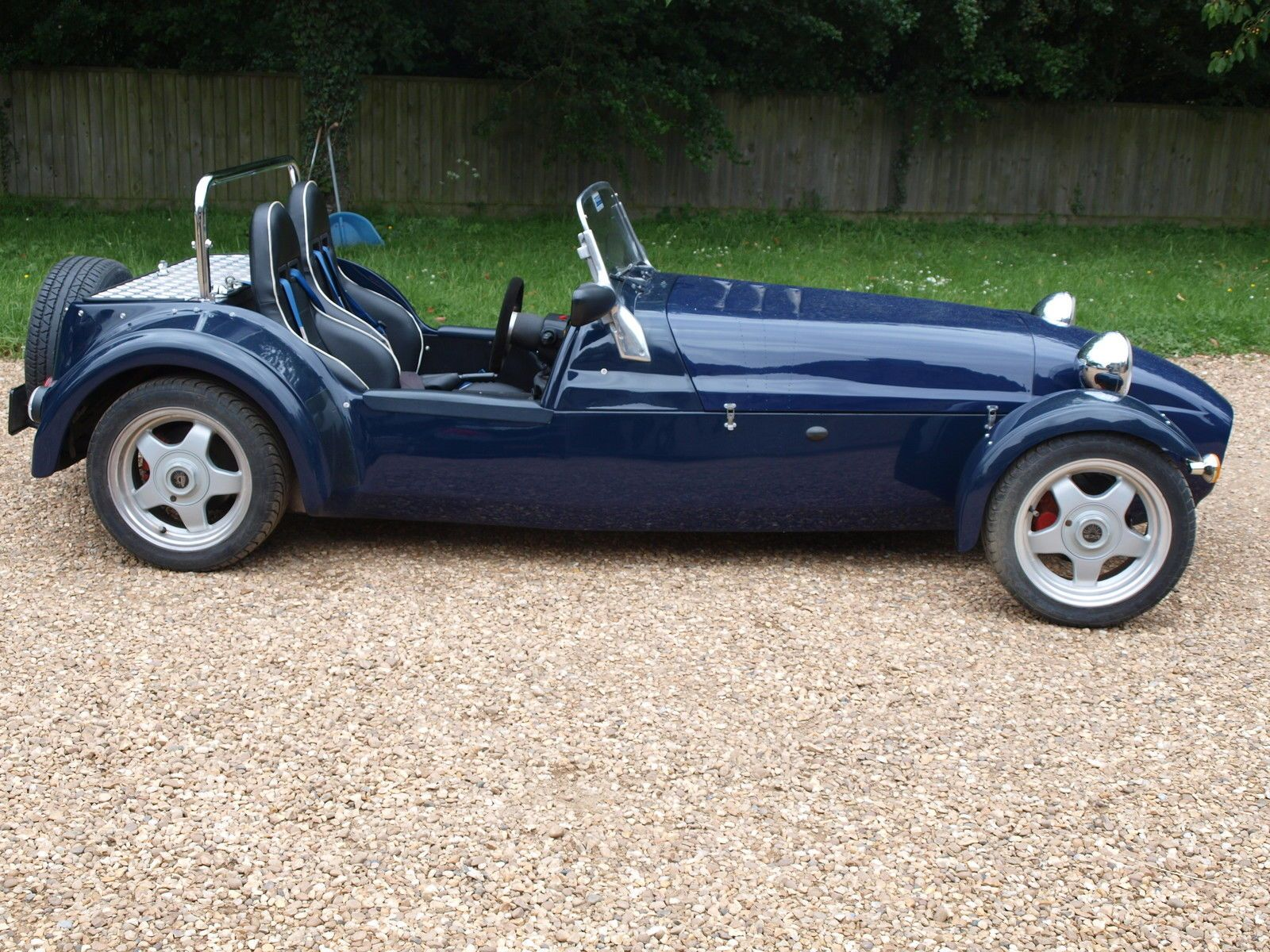 Lotus 7 kit car usa - Westfield Kit Car 1700cc Xflow