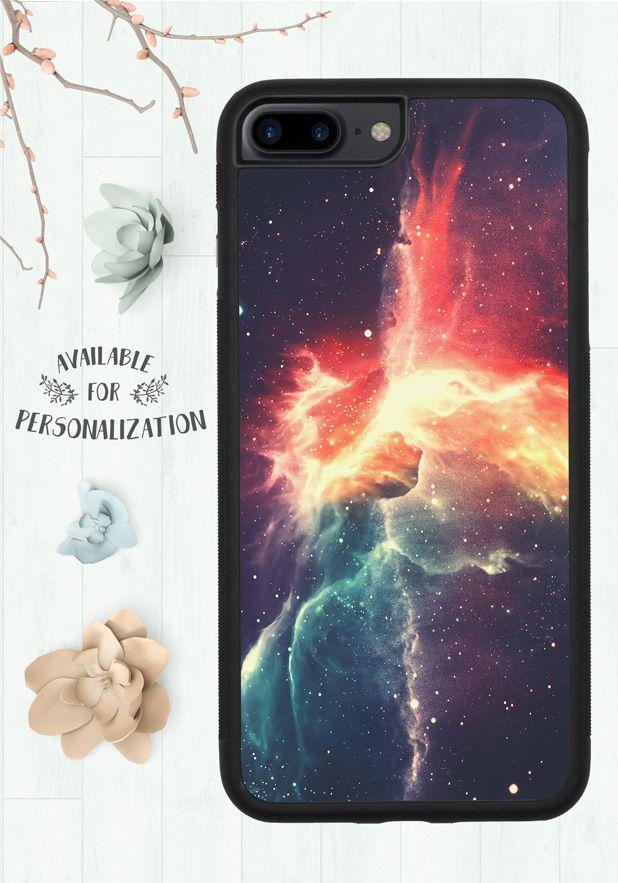 iPhone 7 Plus Case, Iphone 7 Plus Nebula Case, Nebula Outer Space, Trippy, Cool Phone Case,