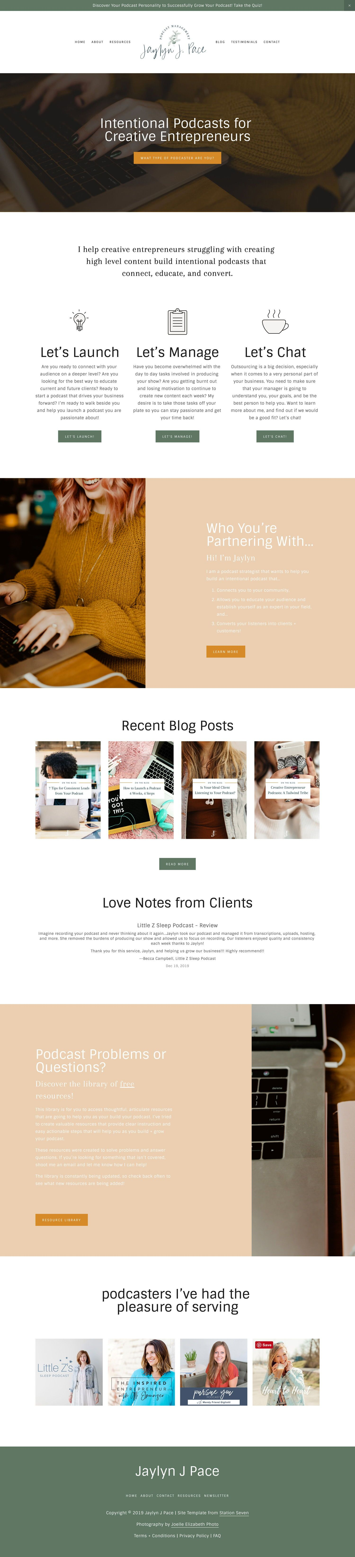 Flourish Squarespace Kit Station Seven Squarespace Templates Wordpress Themes And Free Resources For Creative Entrepreneurs In 2020 Squarespace Templates Creative Web Design News Website Design