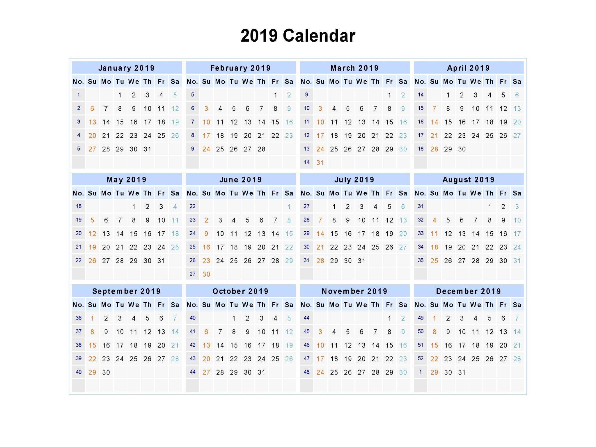 2019 calendar printable australia calendar2019 printablecalendar