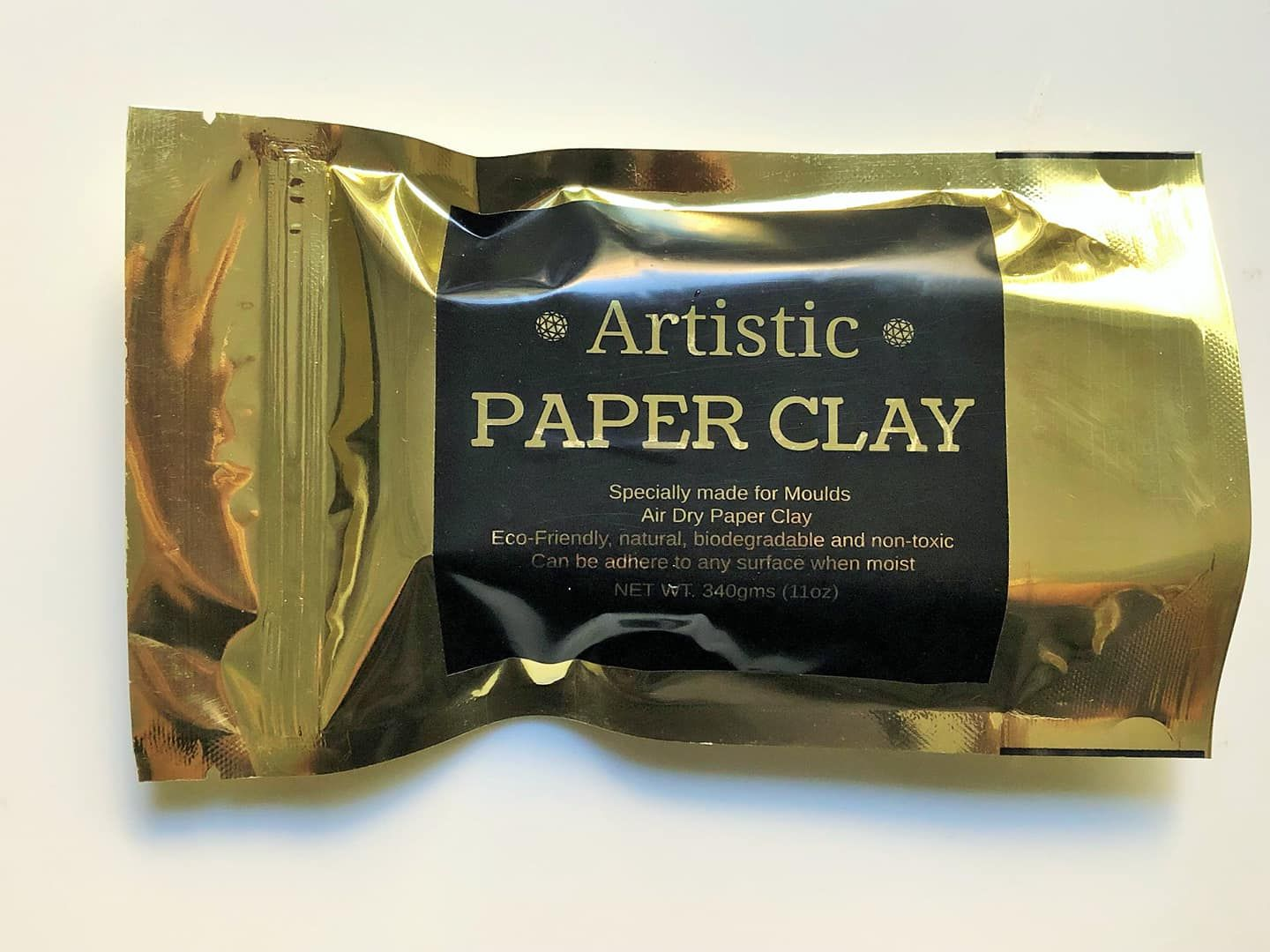 Paper Clay is specially formulated clay to use in Silicon