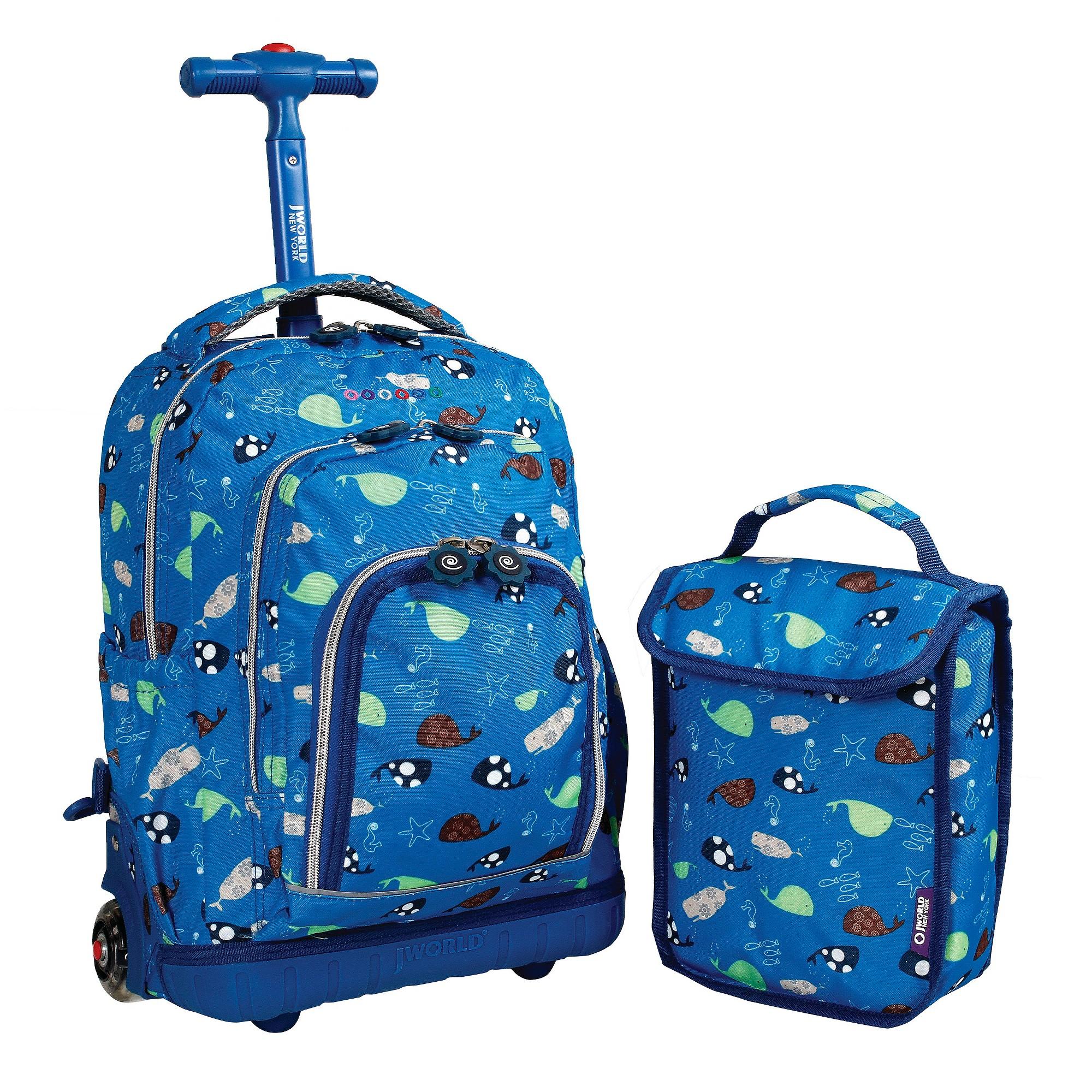 Vendo kit mochila e lancheira