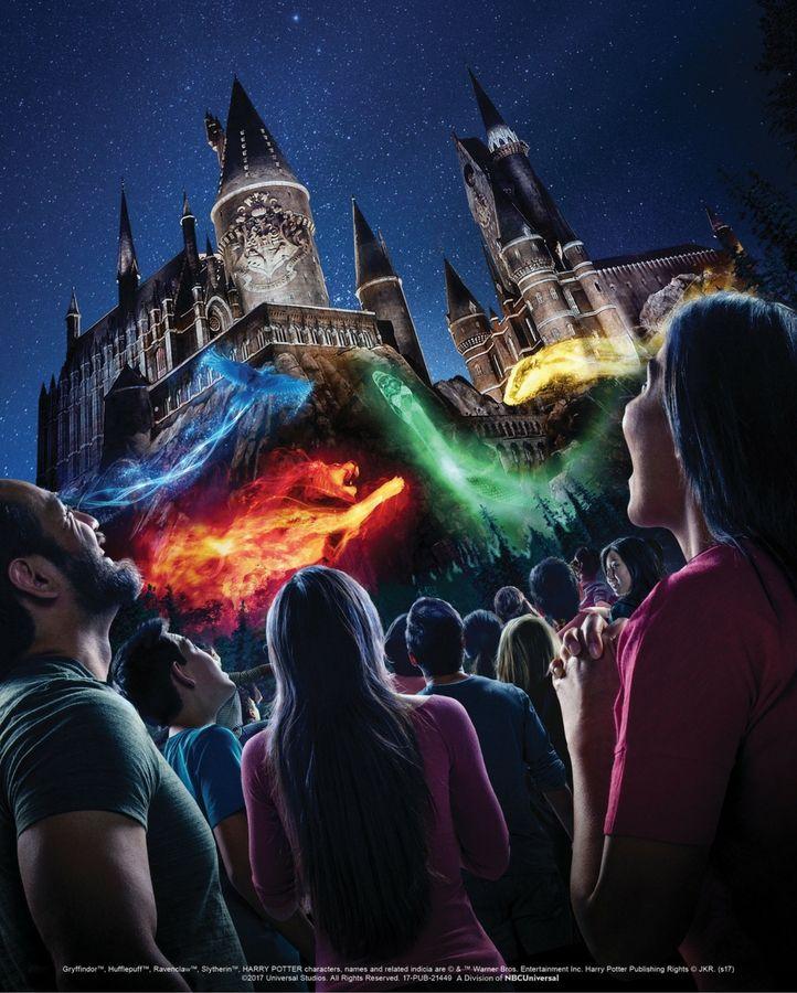 Hogwarts Lights