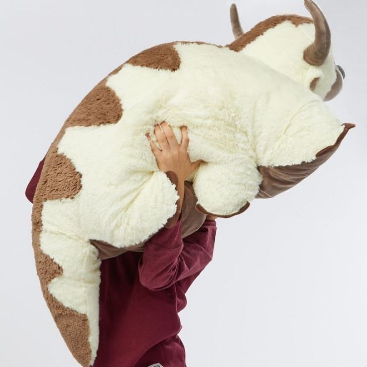 jumbo appa pillow pet from avatar