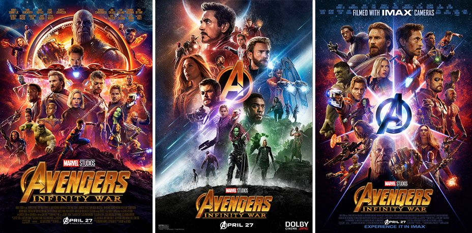 How Avengers Infinity War Is Selling The End Is Near For A Neverending Series Avengers Infinity War Avengers Infinity War