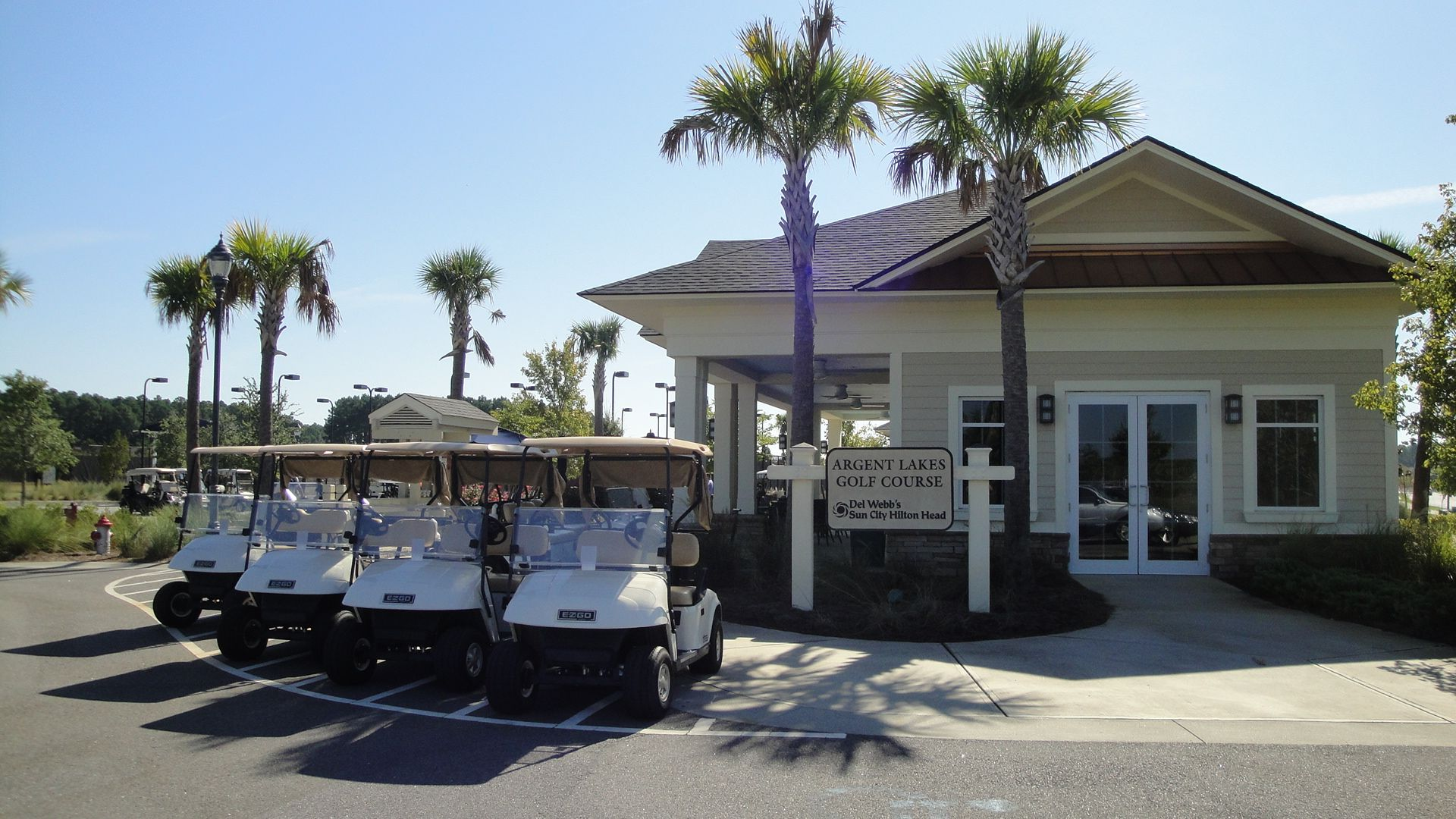 Ez Go Golf Carts Bluffton Sc