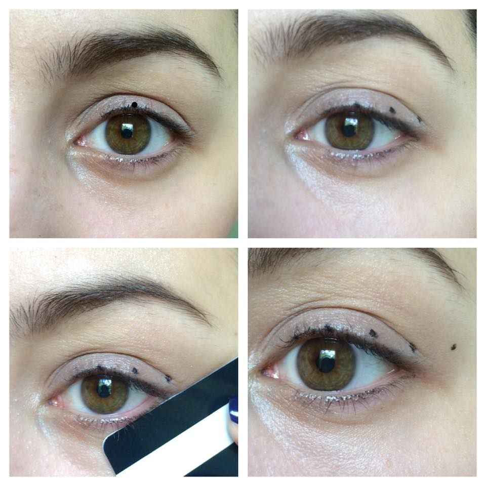 Winged liner troubleshooting hooded eyes winged liner and eye winged liner troubleshooting how to make wings work for you yes even hooded eyes baditri Choice Image