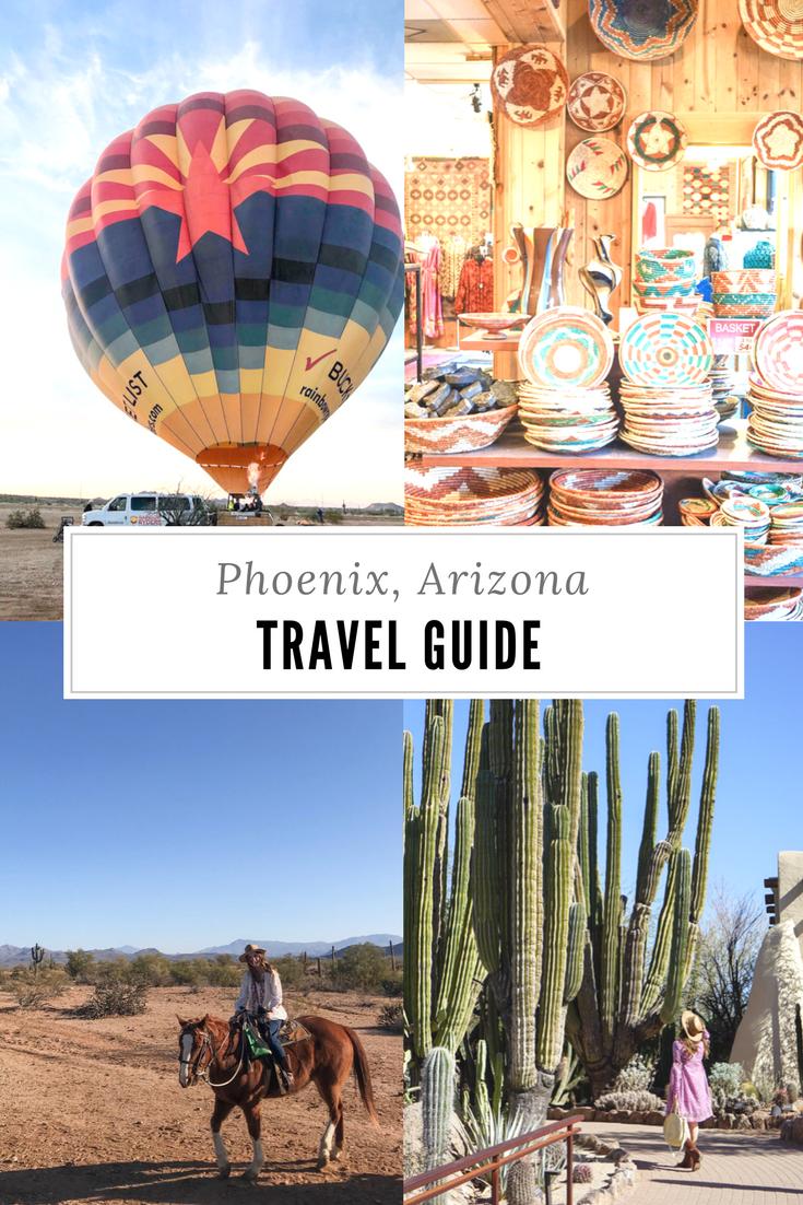 phoenix, arizona complete travel guide | lone star looking glass