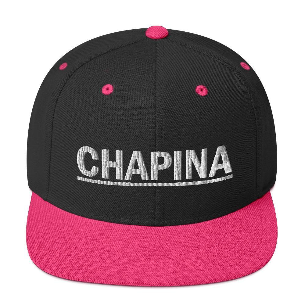 bb74cc3066554 Chapina Gorra snapback