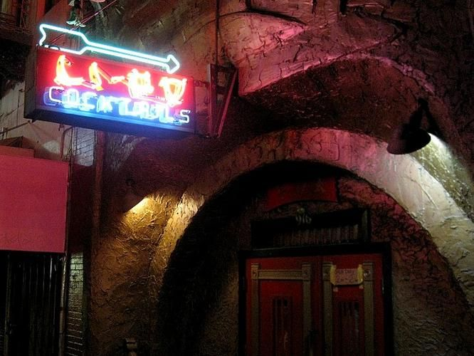 Must do- Fun tour for visitors from out of town-- Top 10 Dive Bars in San Francisco - SFoodie