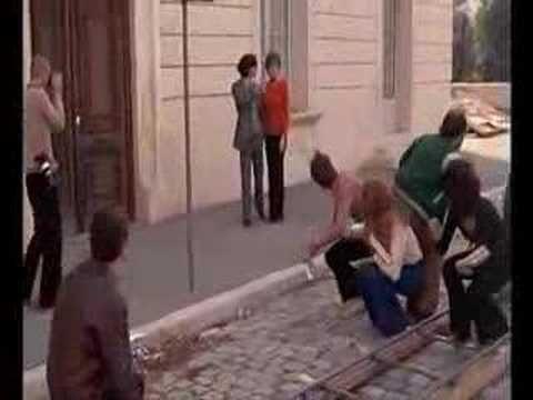 """La nuit américaine (1973) François Truffaut """"Le cinéma règne"""" Musique: Georges delerue"""