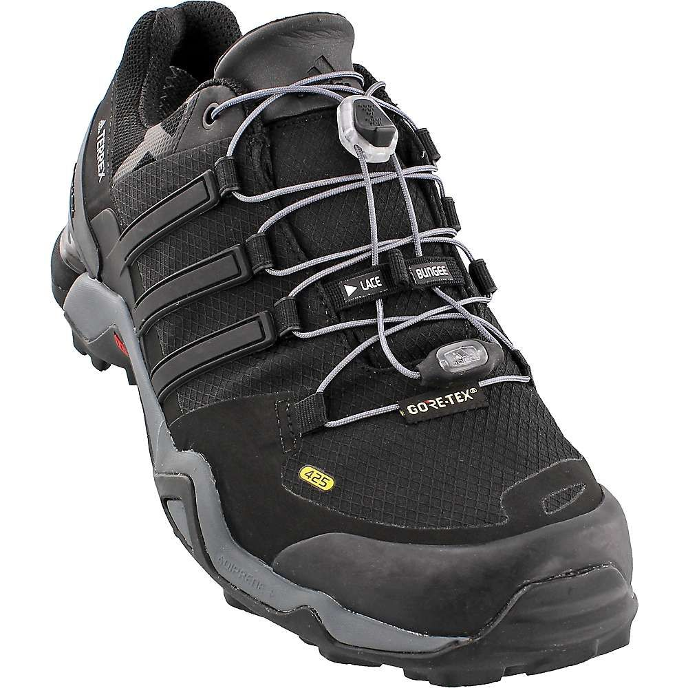 Adidas Men's Terrex Fast R GTX Shoe 9 Black Black