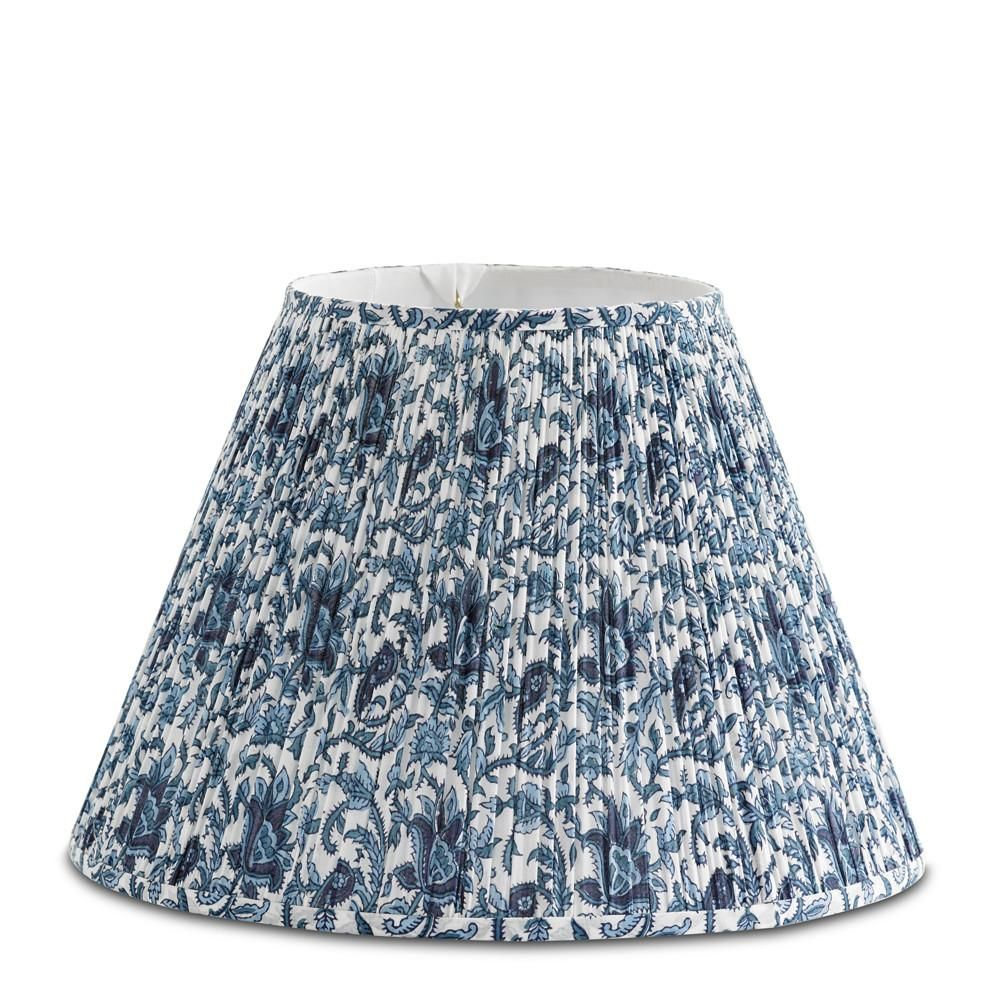Patterned Lampshades Southern Blues Lampshade  Southern Lampshades And Lights