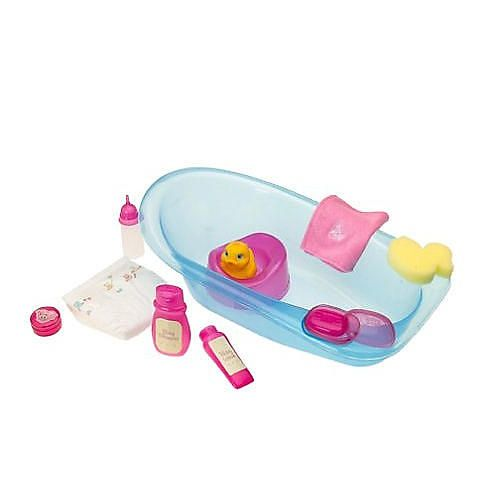 Baby Alive Clothes At Toys R Us Fair You & Me Bath Tub For 16 Inch Baby Dolls  Includes Accessories And Design Decoration