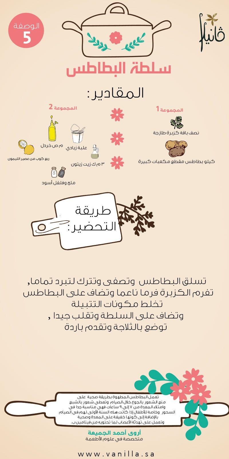 وصفات صحية موقع فانيلا Tunisian Food Yummy Food Dessert Food Receipes
