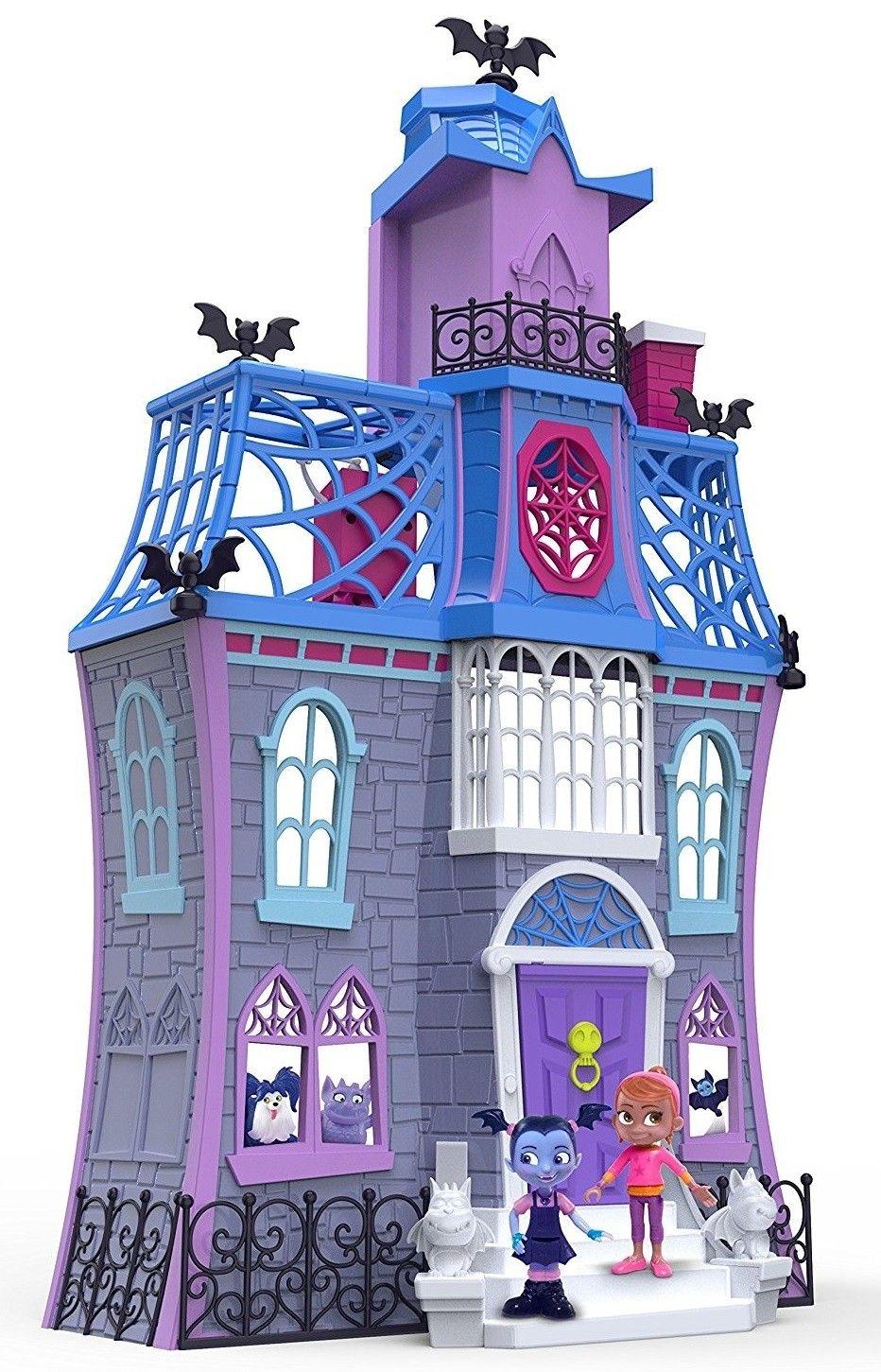 Disney Vampirina Scare B/&B Playset House Spooky Action Figures Family Play House