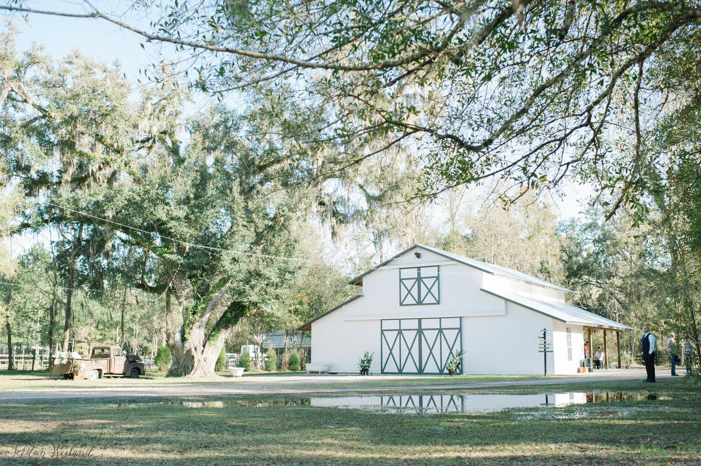 The White Barn Wedding