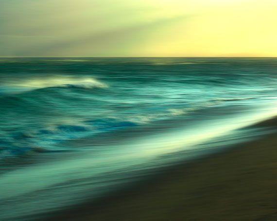 Abstract Photography Beach Landscape Fine Art Photography Teal Blue Green Aqua Mini Landscape Photography Nature Abstract Photographs Beach Photography