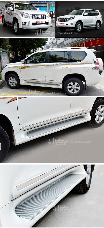 Side Step Bar For Toyota Land Cruiser Prado 120 150 2700 4000 Best Price Oempartscar Com Toyota Land Cruiser Prado Toyota Land Cruiser Land Cruiser