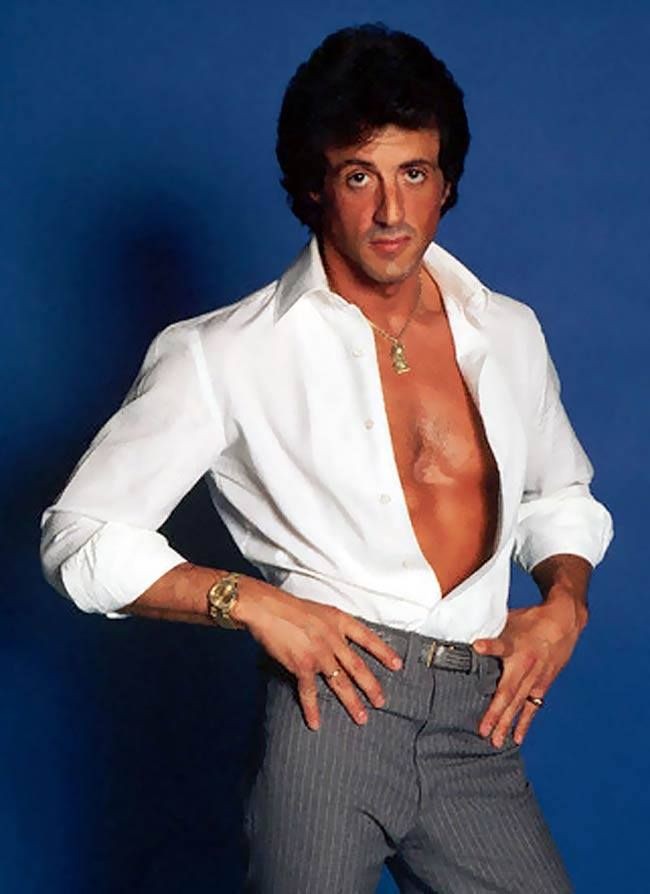 Sylvester Stallone, actor, Sly Stallone, blue
