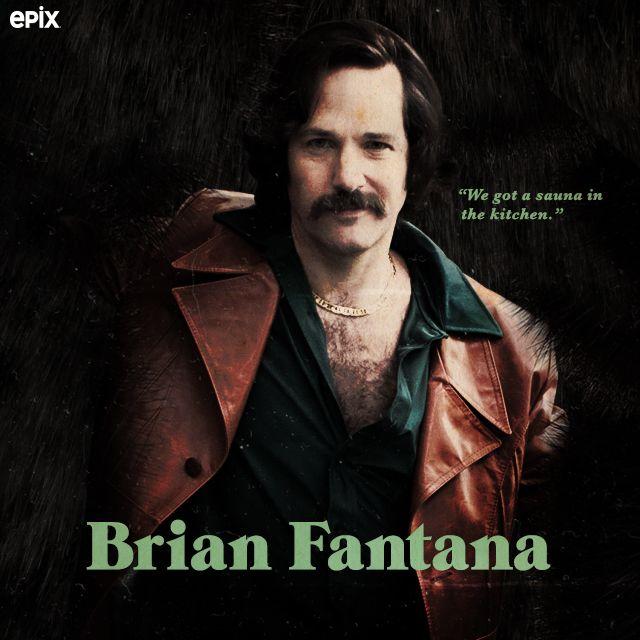 Brian Fantana Anchorman