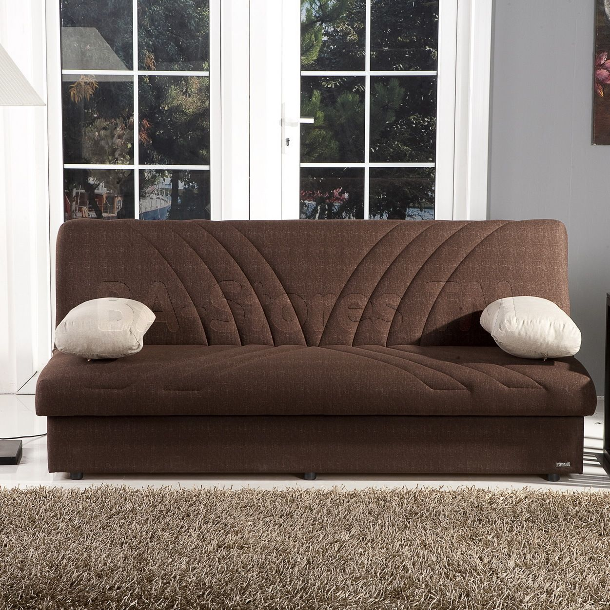 Fantasy Queen Convertible Sofa Bed In Marek Black By Istikbal | Urban  Futons   Urban Size Sofa Beds | Pinterest | Fantasy Queen, Standard Queen  Size Bed And ...