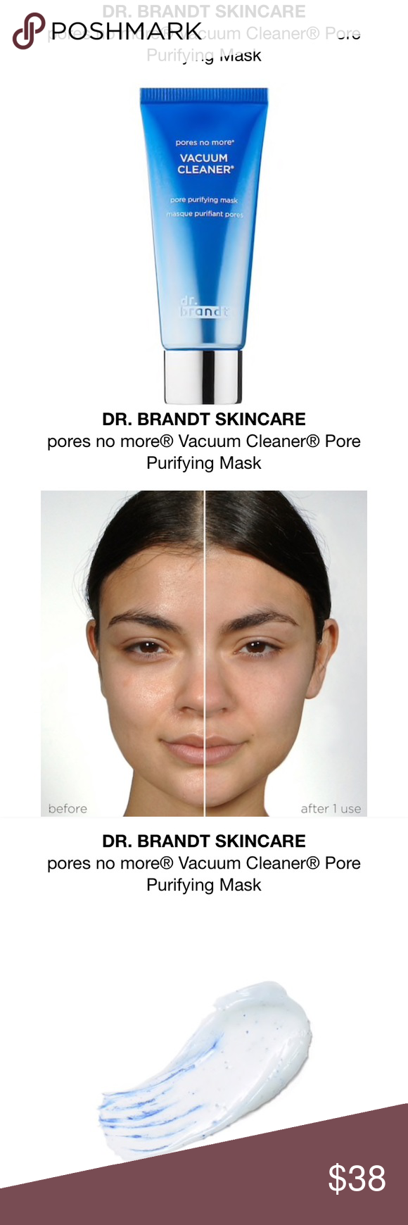 Dr Brandt Pores No More Vacuum Cleaner Sephora Makeup Purifying Mask Sephora