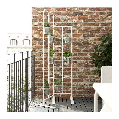 socker pi destal ikea d co int pinterest balcons orchid es et terrasses. Black Bedroom Furniture Sets. Home Design Ideas