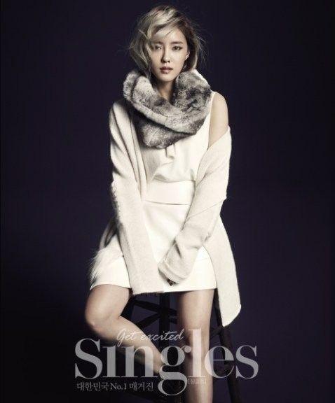 T-ara's Eunjung, Hyomin, and Jiyeon celebrate the 10th year anniversary of 'Singles' | allkpop.com
