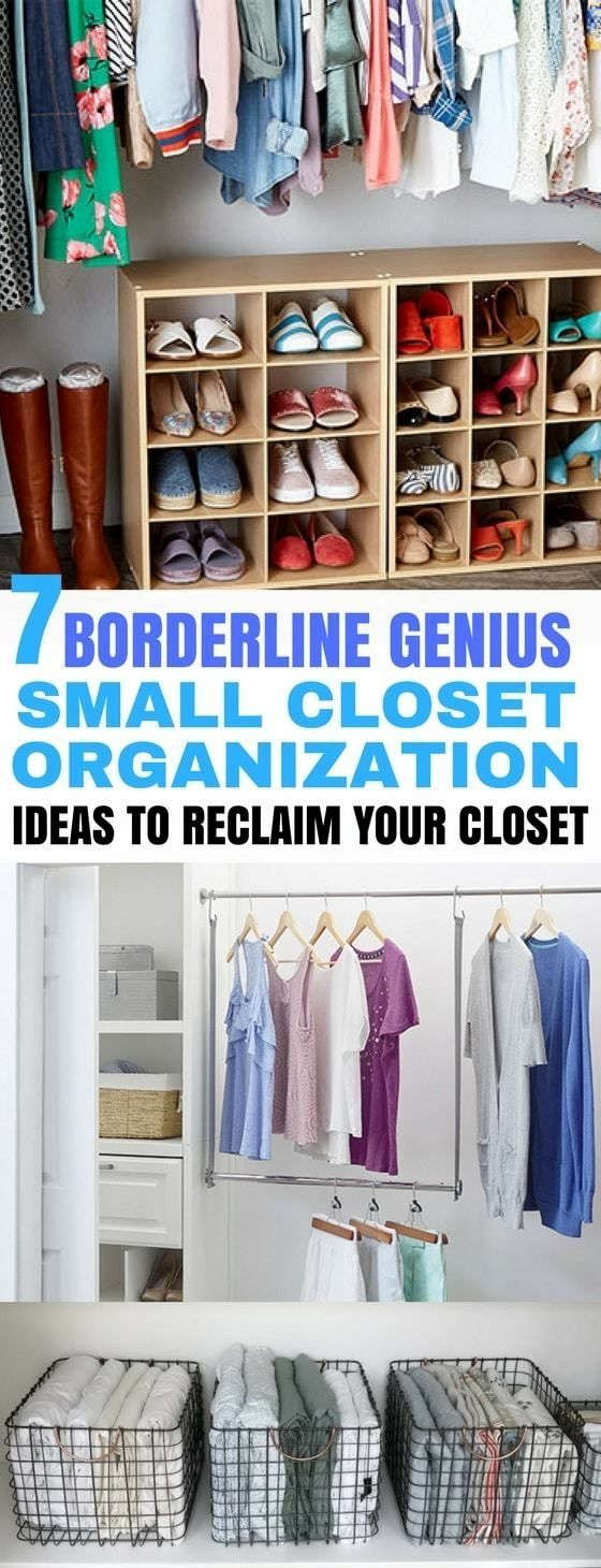 Are you struggling to find space in your small closet? Are ...