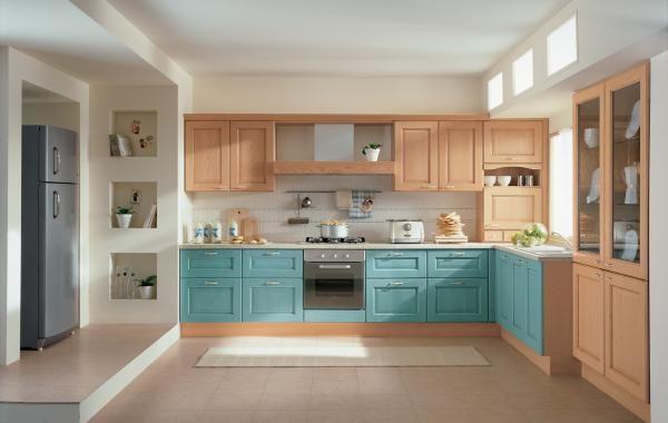 Muebles de cocinas rusticas selemo kitchen rustic - Muebles cocinas rusticas ...