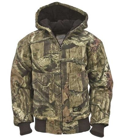 walls youth ripstop insulated hooded jacket small medium on walls insulated coveralls for women id=50648
