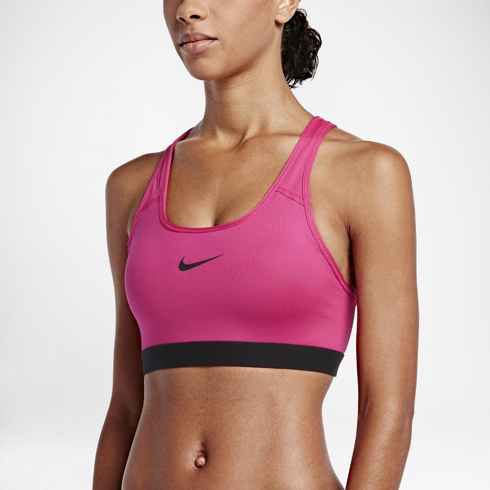 3c1d37a0d20c0 Nike Classic Padded Women s Medium Support Sports Bra Size ...